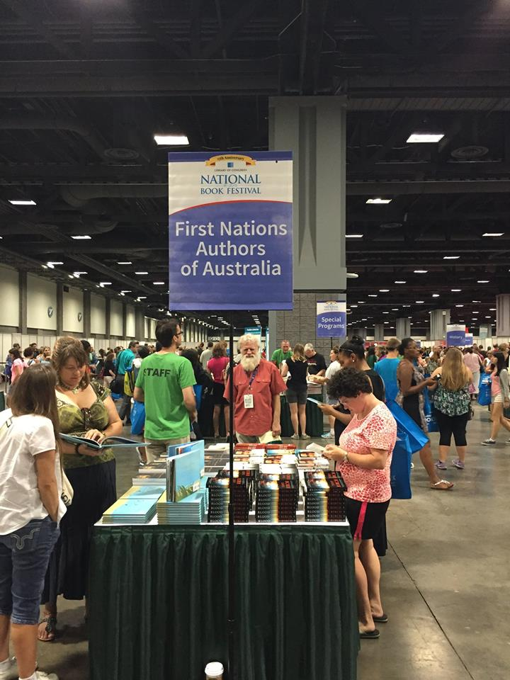 U.S. National Book Festival, book sales